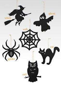 ☭❈✿░ halloween silhouette