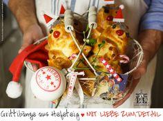 "LISA LIBELLE - Annalisa Colaianni Evangelisti: Grüezi Schweiz: ""oh oh oh - Grittibänze aus Hefete..."