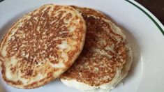 Iz's Hoe Cakes Recipe - Yummy this dish is very delicous. Let's make Iz's Hoe Cakes in your home! Best Dishes, Side Dishes, Hoe Cakes, Cake Recipes, Vegan Recipes, Skillet Cooking, Tasty, Yummy Food, Pancakes And Waffles