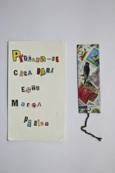 Bookmark - Marca página - Paris