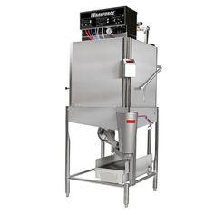 Wareforce I Single Rack Low Temperature Straight Dishwasher