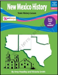 New Mexico History Lesson-Core Standards
