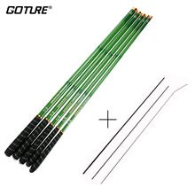 Goture Green Telescopic Fishing Rod Carbon Fiber Fishing Pole Ultra-light Carp Rod spare top tips(China (Mainland)) Carp Rods, Best Fishing Rods, Telescopic Fishing Rod, Carbon Fiber, China, Green, Tips, Porcelain, Counseling