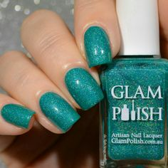 Glam Polish The King Collection - A Little Less Conversation