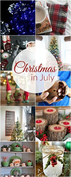 Christmas in July -