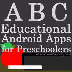 ABC Preschooler games for Android
