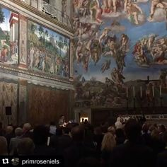#Repost @primroseniels . ・・・ The most incredible end to an incredible conference at the Vatican. The Edge from U2 gave the first ever contemporary performance in the Sistine Chapel - amazing performance in the most amazing space in the world - memory I will cherish forever. #future #vatican #stemcell #cancer #diabetes #memories #u2 #theedge #music #specialmoments #unitetocure #concert #live #philanthropy #art