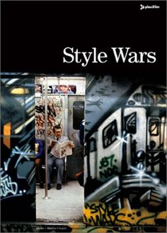 Style Wars- is a documentary from 1983 on hip hop culture with a main focus graffiti.