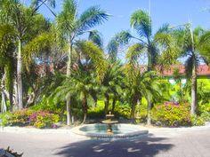 Garden in Antigua