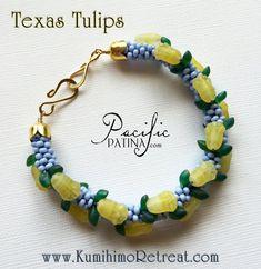 He encontrado este interesante anuncio de Etsy en https://www.etsy.com/es/listing/450785542/texas-tulips-kumihimo-pattern-tutorial