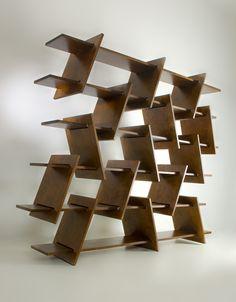 Ronen Kadushin; 'Italic Shelf', c2008.