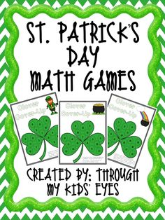 Games for St. Patrick's Day