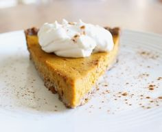Ultimate Walnut Pie Crust with Pumpkin Filling and more of the best paleo pumpkin recipes on MyNaturalFamily.com #paleo #pumpkin #recipe