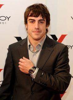 Fernando Alonso, Formula 1 Racing World Champion