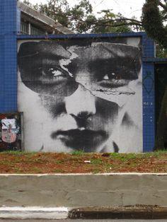 Street art Pinheiros Sao Paulo | Graffiti mapping