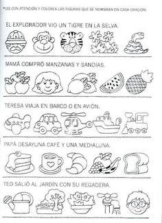 Literacy Resources in Spanish Spanish Vocabulary, Spanish Language Learning, Teaching Spanish, Spanish Teacher, Teaching Resources, Elementary Spanish, Spanish Classroom, Speech Language Therapy, Speech And Language