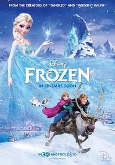 Frozen Poster - frozen Photo