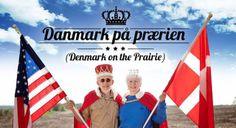 Denmark on the prairie - Elk Horn, Iowa - Danmark på prærien