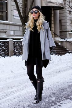 12 bloggers with the best cold weather style. 寒冷街拍依然有型!看看12個部落客的示範穿搭 | Popbee - 線上時尚生活雜誌