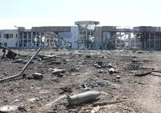 Defense Ministry: 'Cyborgs' still control part of Donetsk airport, only group of fighters retreats