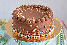 Sweets Cake, Cake Cookies, Tiramisu, Tart, Muffin, Food And Drink, Birthday Cake, Yummy Food, Easter
