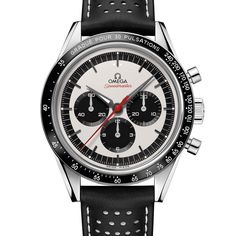 Omega Speedmaster CK2998 Pulsometer Limited Edition Watch