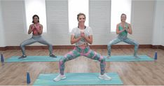 POPSUGAR Fitness - Best Cardio Exercises - training at home - sport at home - fitness sport - Abs & Booty-Toning Workout Fitness Workouts, Toning Workouts, At Home Workouts, Exercises, Sixpack Workout, Kickboxing Workout, Butt Workout, Love Sweat Fitness, Sport Fitness