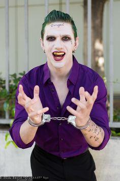 Joker #cosplay | Anime Expo 2016