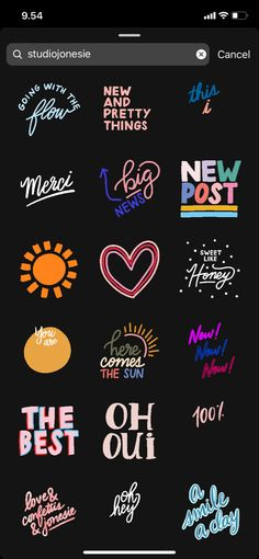 stickers for ig stories Gif Instagram, Creative Instagram Stories, Instagram And Snapchat, Instagram Story Ideas, Instagram Quotes, Teen Snapchat, Citations Instagram, Snapchat Streak, Insta Snap