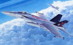 F/A-18E Super Hornet (Koike Shigeo)