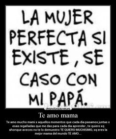 Love mamá