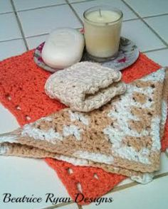 Amazing Grace Spa Trio and other free patterns