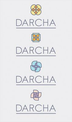 Branding for a New Tea House – 'Darcha' - Logo Designer Stationery Design, Branding Design, Logo Design, Design Agency, Menu Design, Design Design, Business Logo, Business Card Design, Creative Business