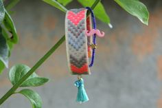 Friendship boho bracelet arrow like pattern by NataliesWunderland, $24.00