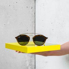 ae6889acda9 Ray-Ban® Double Bridge Sunglasses