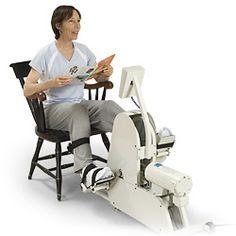 Stroke Rehabilitation Exercises with Theracycle