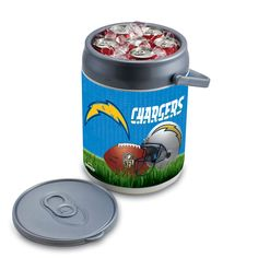 Picnic Time San Diego Chargers Can Cooler