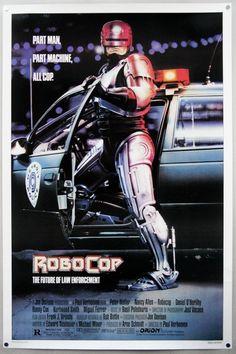 Robocop. Verhoeven kicked some serious ass in the 1980s.