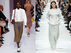 What blouses to wear in spring 2020 Blouse Patterns, Clothing Patterns, Blouse Designs, Christopher Kane, Emilio Pucci, Elie Saab, Kenzo, Emporio Armani, Blouses For Women