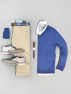 Mens Casual Dress Outfits, Sneakers Fashion Outfits, Stylish Mens Outfits, Cool Outfits, Minimalist Wardrobe Men, Mens Urban Streetwear, Chinos Men Outfit, Business Casual Attire For Men, African Wear Styles For Men