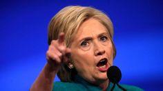 Na week 'Hillary-bashing' krijgt nu Clinton alle ruimte   NOS