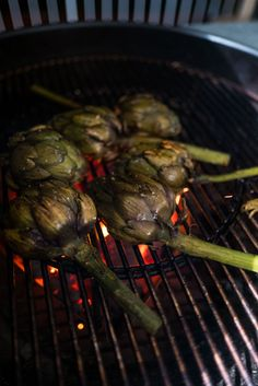 Grill fresh artichokes for an easy and healthy appetizer for your dinner or party. You can even make them ahead of time and then serve with dipping sauce - The Taste Edit #artichokes #recipes #grilling #summer Homemade Aioli, Homemade Mayonnaise, California Grill, California Travel, Healthy Appetizers, Appetizer Recipes, Vegetarian Recipes Easy, Simple Recipes, Grilled Artichoke