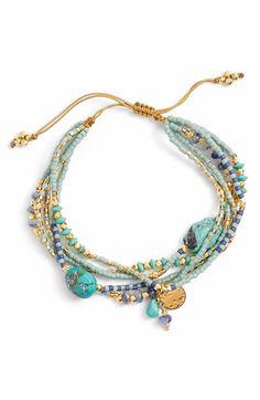 Main Image - Chan Luu Multistrand Bead Bracelet