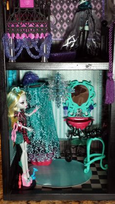 1000 Images About Dollhouse Makeover On Pinterest