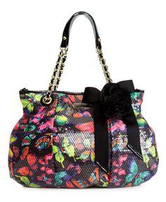 Betsey Johnson Handbag Brasil Key Item Tote Handbags Accessories