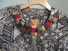 WOMENS BLACK AND WHITE JACKET SIZE 16 WITH STONES AND BEADS OF COLOR BY RUBY RD. #RUBYRD #Jacket