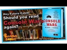 Should you read Console Wars: Sega, Nintendo, and the Battle that Defined a Generation? A Review - YouTube