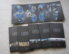 Lost Blu Ray Collection