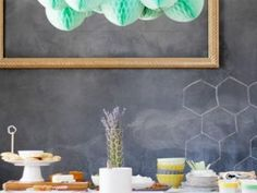 Honeycomb Baby Shower {hosting a baby shower} This beautiful Honeycomb Baby Shower was inspired by the impending birth of the little hunny. DIY party decor was… Baby Shower Host, Cute Baby Shower Ideas, Baby Shower Gifts, Baby Showers, Diy Party Decorations, Decoration Table, Party Themes, Party Ideas, Shower Tips