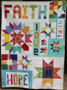 Between Quilts: THE Quilt